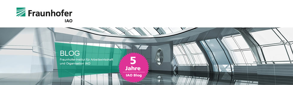 Fraunhofer IAO – BLOG