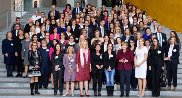 »Frauen in Führungspositionen«