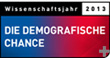 Wissenschaftsjahr 2013: Die demografische Chance